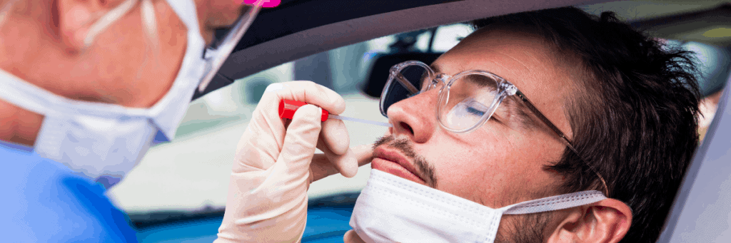 Get Tested for Covid-19 at our Drive-Thru Locations